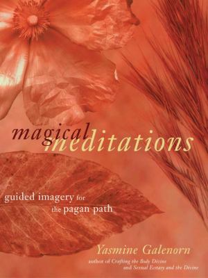 Magical Meditations: Guided Imagery for the Pagan Path 9781580911559