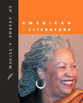 Magill's Survey of American Literature 9781587652851