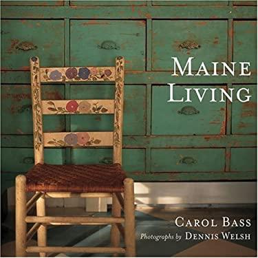 Maine Living 9781586853709
