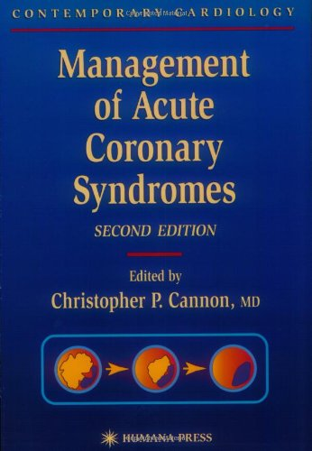Management of Acute Coronary Syndromes 9781588293091