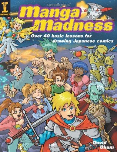 Manga Madness 9781581805345
