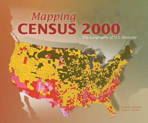Mapping Census 2000: The Geography of U.S. Diversity 9781589480148