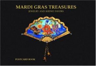 Mardi Gras Treasures: Jewelry of the Golden Age 9781589801691
