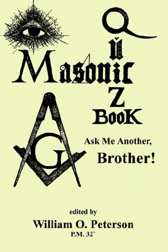 Masonic Quiz Book 9781585092550