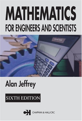 Mathematics for Engineers and Scientists, Sixth Edition 9781584884880