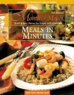 Meals in Minutes: Quick & Easy Menus for People with Diabetes 9781580400787
