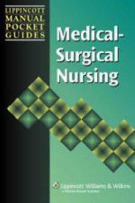 Medical-Surgical Nursing 9781582558974