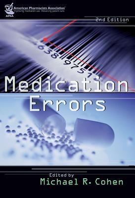 Medication Errors 9781582120928