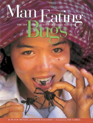Men Eating Bugs 9781580080224
