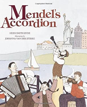 Mendel's Accordion 9781580132121