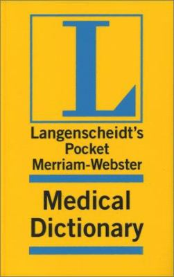 Merriam-Webster Pocket Medical Dictionary 9781585733439