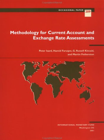 Methodology for Current Account and Exchange Rate Assessments 9781589060814