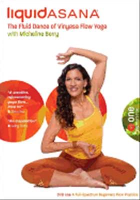 Micheline Berry's Liquid Asana Vinyasa Flow Yoga: Beginners Flow