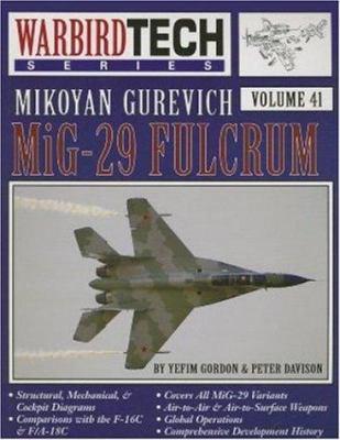 Mikoyan Gurevich MiG-29 Fulcrum 9781580070850