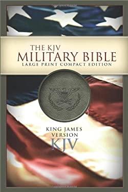 Military Bible-KJV-Large Print Compact 9781586403652