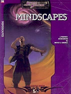 Mindscapes: A Psionics Sourcebook 9781588461094