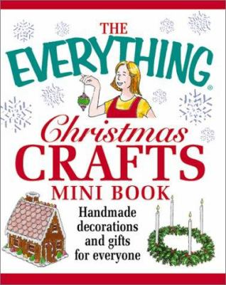 Mini Christmas Crafts 9781580625432