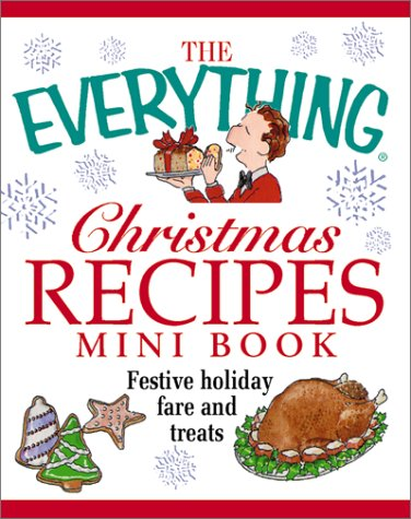 Mini Christmas Recipes 9781580625449