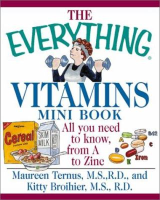 Mini Everything Vitamins 9781580626095