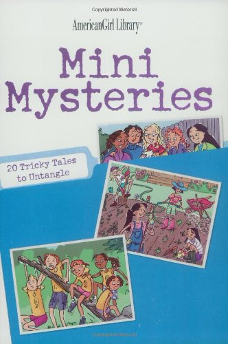 Mini Mysteries: 20 Tricky Tales to Untangle 9781584858713