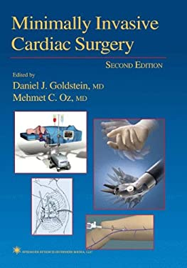 Minimally Invasive Cardiac Surgery 9781588291707
