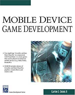 Mobile Device Game Development 9781584503248