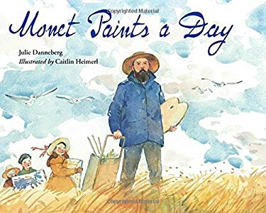 Monet Paints a Day 9781580892407