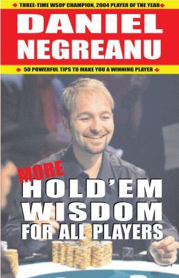 More Hold'em Wisdom for All Players 9781580422246