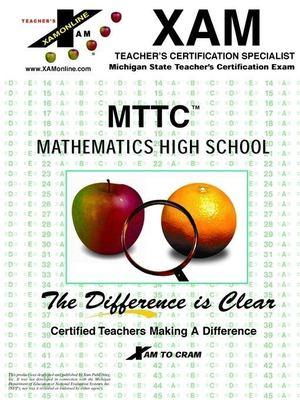 Mttc Mathematics High School - Xamonline