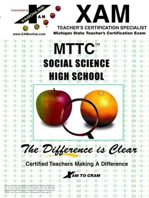 Mttc Social Science High School 9781581972085