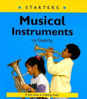 Musical Instruments 9781583405673
