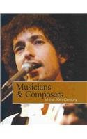 Musicians and Composers of the 20th Century-Volume 2 9781587655142
