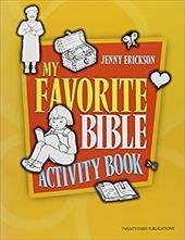 My Favorite Bible Activity Book 7189132