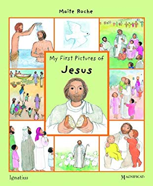 My First Pictures of Jesus 9781586176518