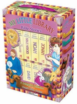My Little Library of Bible Stories 9781588452320