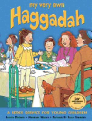 My Very Own Haggadah 9781580130233