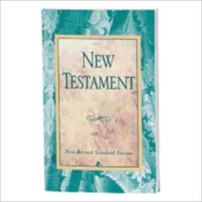 New Testament-NRSV 9781585162437