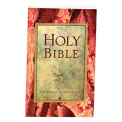 Holy Bible-NRSV 9781585160303