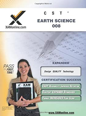 NYSTCE CST Earth Science 008: teacher certification exam 9781581976328