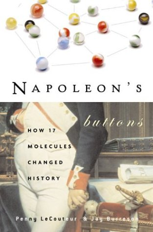 Napoleon's Buttons 9781585423316