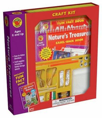 Nature's Treasures Craft Kit 9781588456281