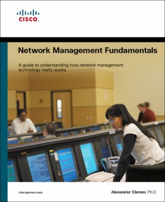 Network Management Fundamentals 9781587201370