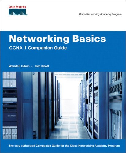 Networking Basics CCNA 1 Companion Guide [With CDROM] 9781587131646