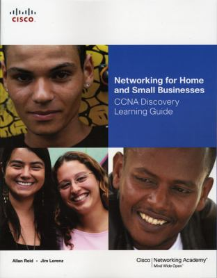 Networking for Home and Small Businesses: CCNA Discovery Learning Guide [With CDROM] 9781587132094