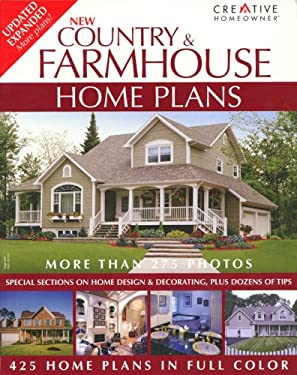 New Country & Farmhouse Home Plans 9781580113595
