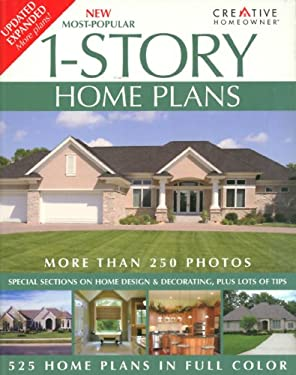 New Most-Popular 1-Story Home Plans 9781580113557