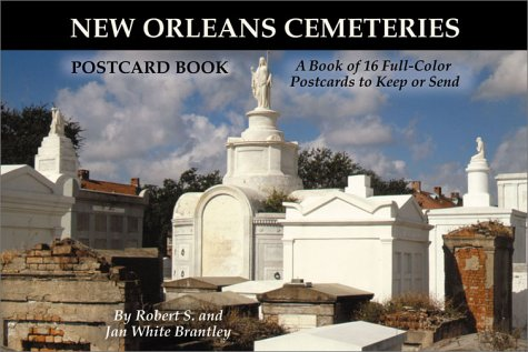 New Orleans Cemeteries Postcard Book 9781589800205