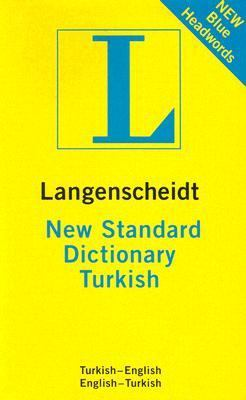 New Standard Turkish Dictionary 9781585735211