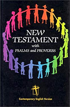 New Testament with Psalms and Proverbs-CEV 9781585164431