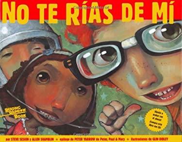 No Te Rias de Mi [With CD] 9781582461793